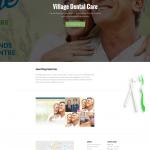 Live-site-desktop-Village-Dental-Care